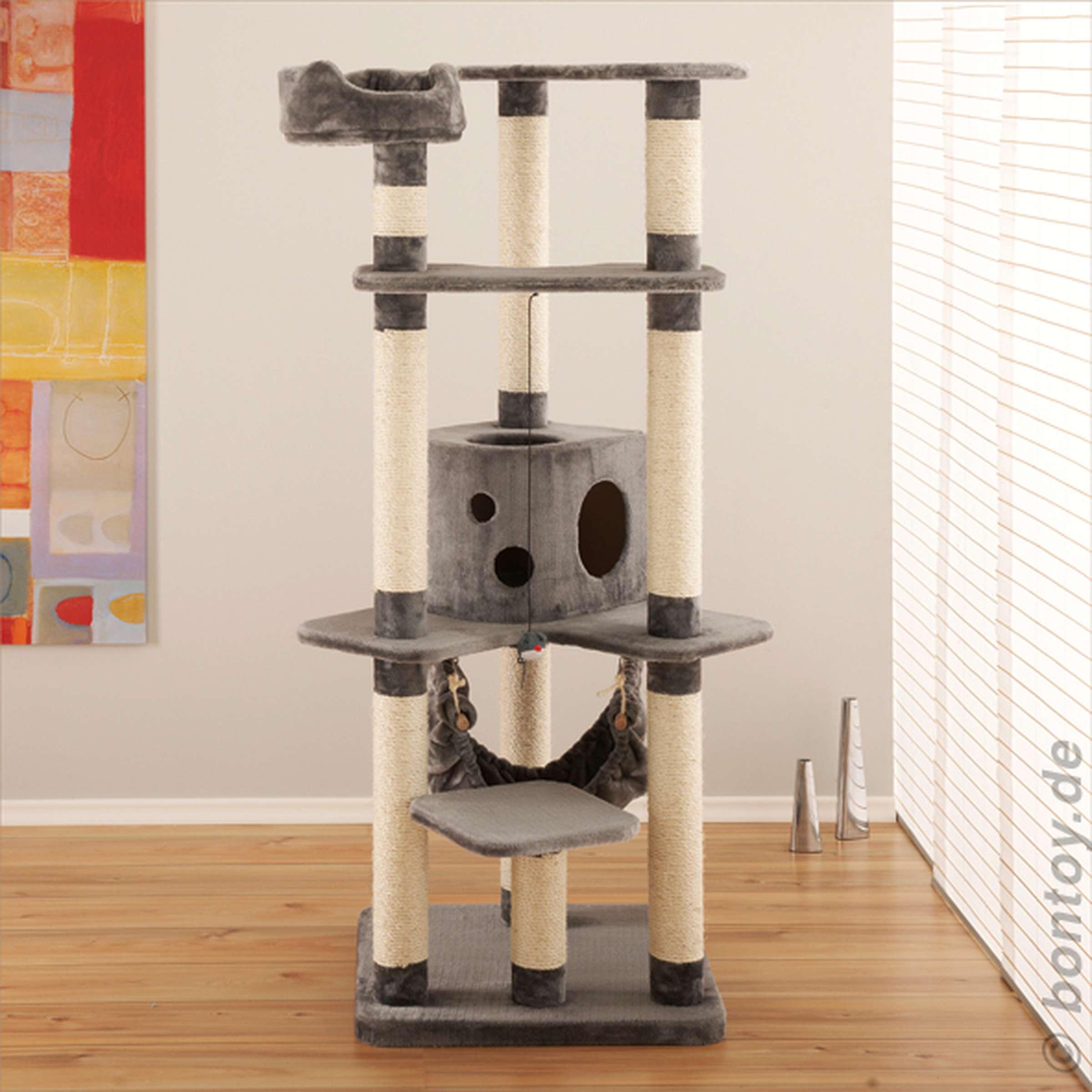 kratzbaum gro. Black Bedroom Furniture Sets. Home Design Ideas