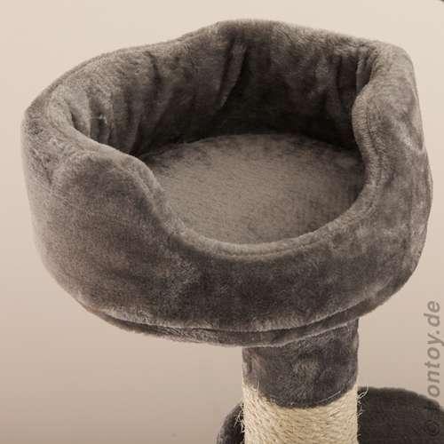 kratzbaum max graun 160cm extra dicke bodenplatte f r mehr stabilit t 87 99. Black Bedroom Furniture Sets. Home Design Ideas
