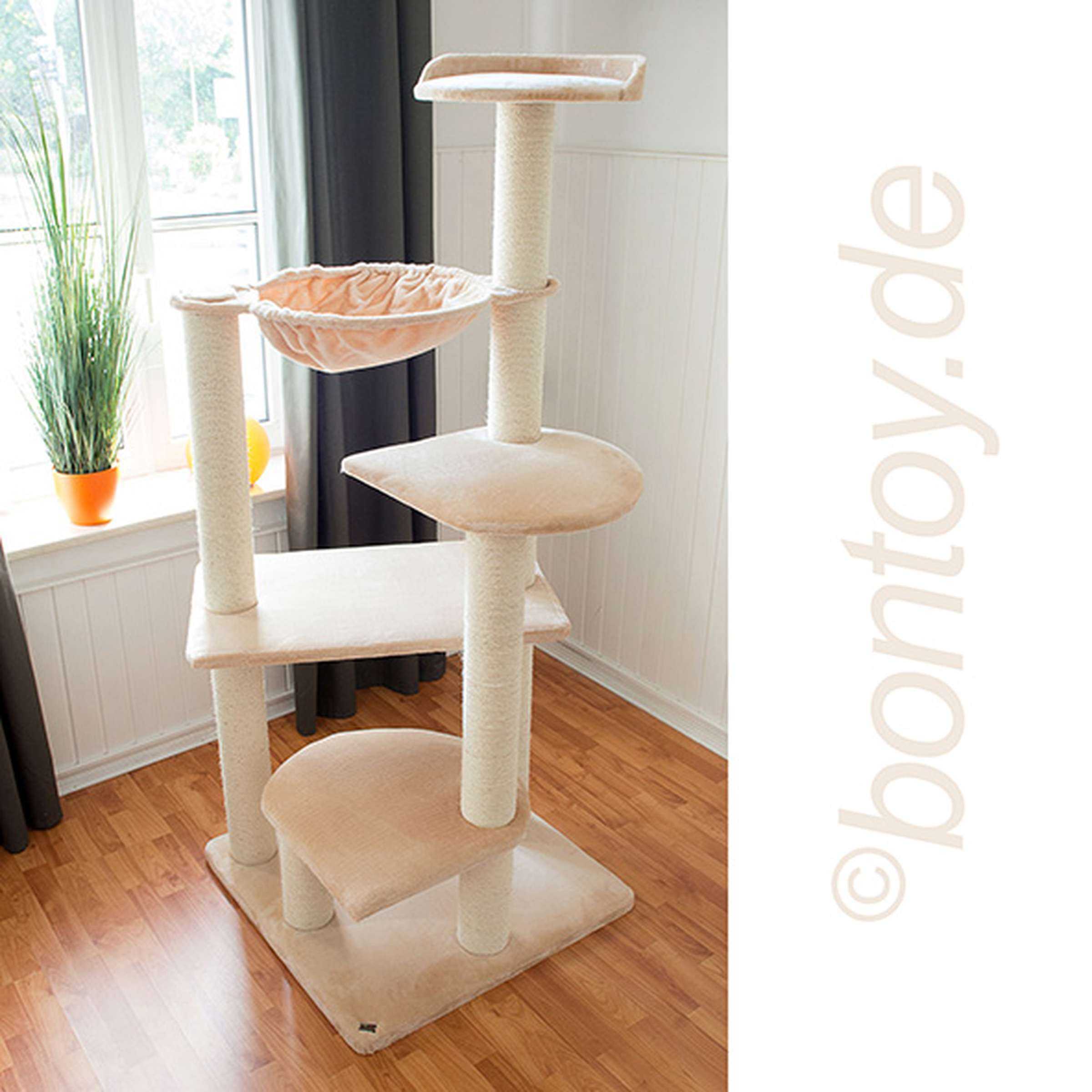 kratzbaum gro zaseeta. Black Bedroom Furniture Sets. Home Design Ideas
